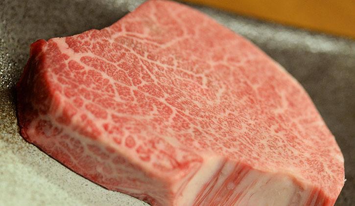 鉄板焼ステーキコース