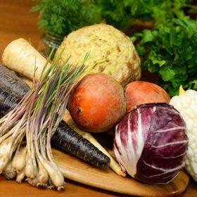 こだわりのお野菜