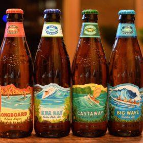 ハワイ島コナビール